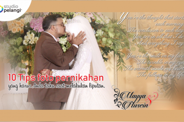 10 tips foto pernikahan