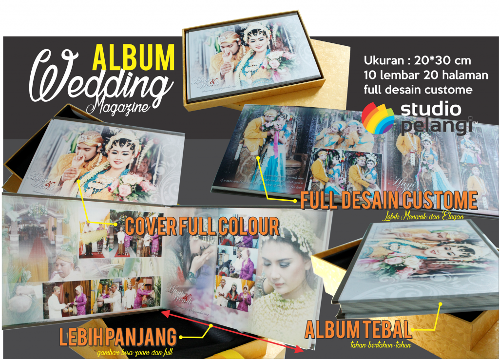 album magazine itu