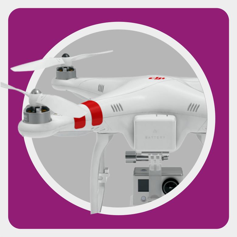 sewa drone semarang