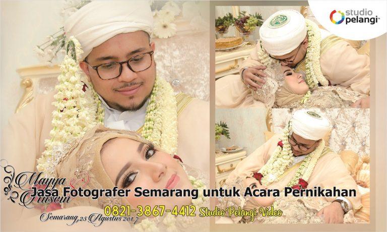Jasa Fotografer Semarang untuk Acara Pernikahan