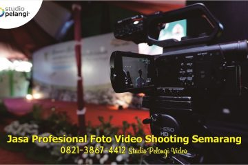 Jasa Profesional Foto Video Shooting Semarang