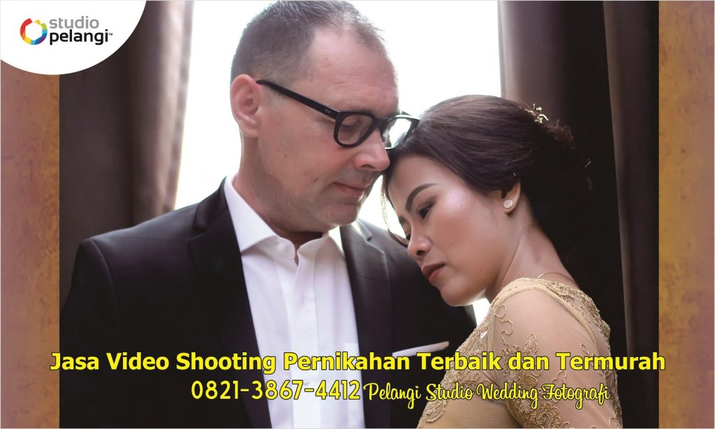 Jasa Video Shooting Pernikahan Terbaik dan Termurah
