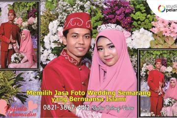 Memilih Jasa Foto Wedding Semarang yang Bernuansa Islami