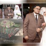 contoh album magazine wedding