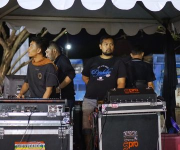 event production semarang / event organizer