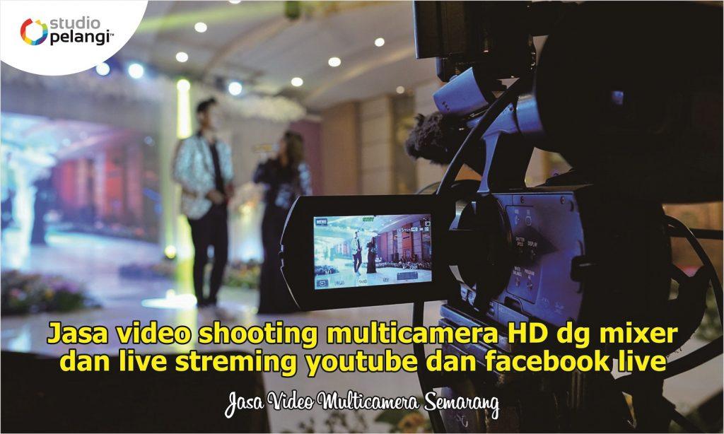 video shooting multicamera