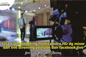 video shooting multicamera