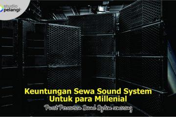 38. Keuntungan Sewa Sound System di Semarang untuk Para Millennial
