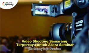 Video Shooting Semarang