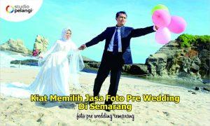 Kiat Memilih Jasa Foto Pre Wedding Di Semarang - gbr