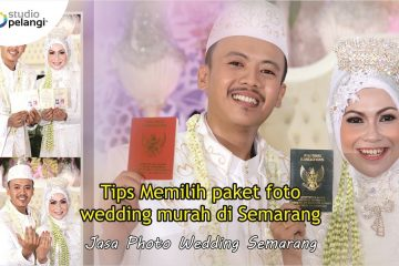 foto wedding semarang