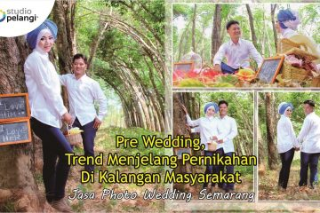 jasa foto wedding