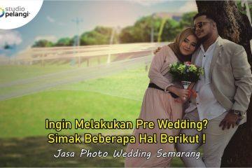 jasa foto prewedding semarang