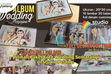 Paket foto Wedding