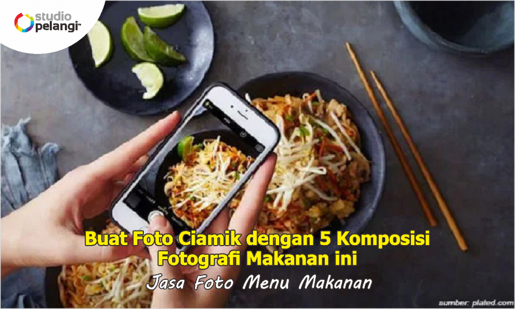 jasa foto makanan