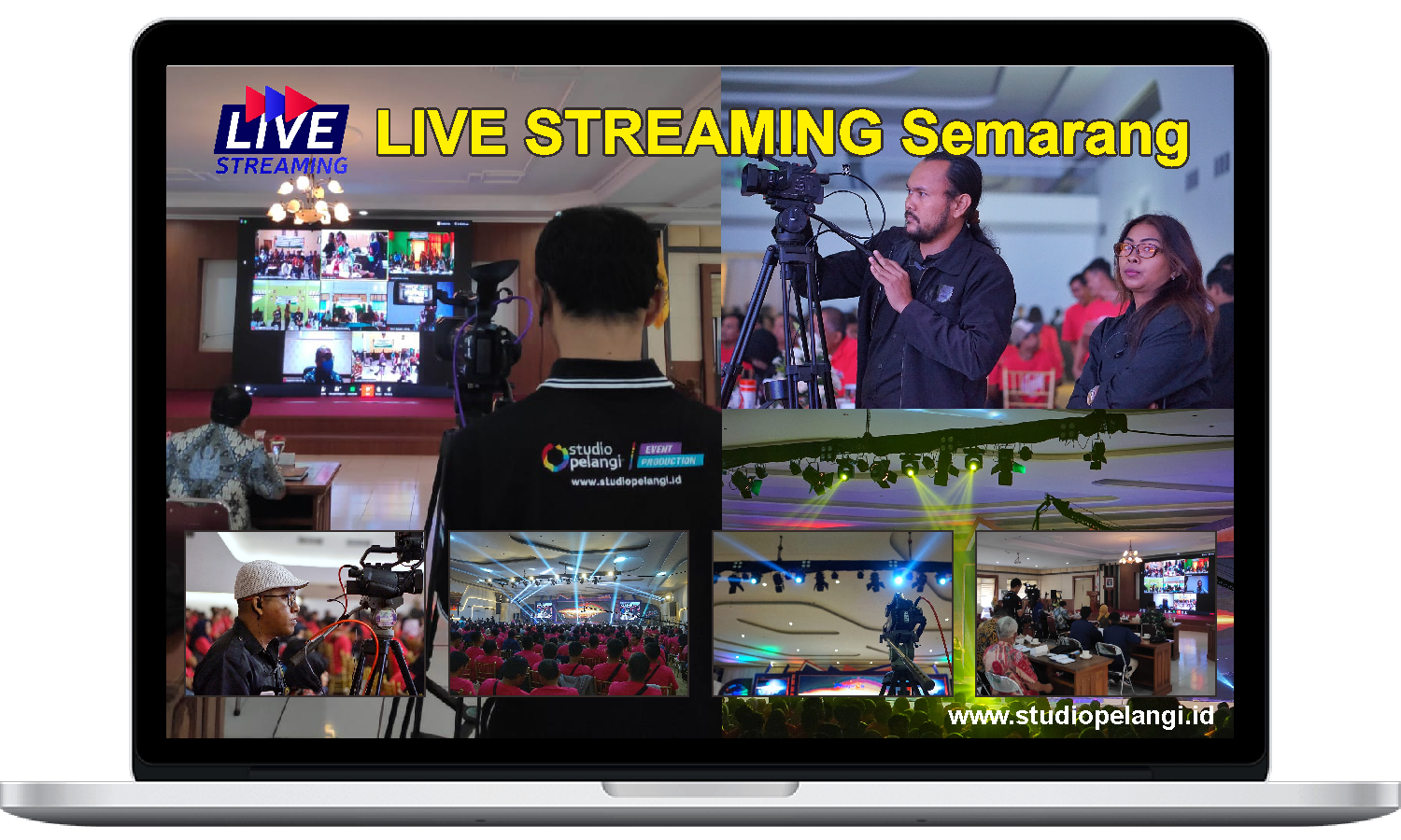 live streaming semarang