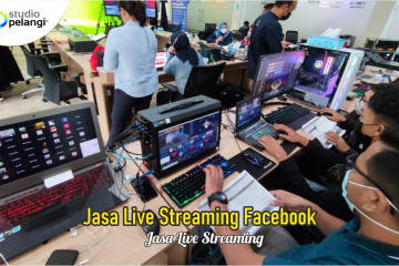 Jasa Live Streaming Facebook