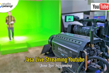 Jasa Live Streaming Youtube 082138674412
